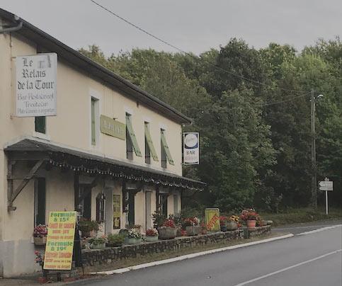 restaurant Le Relais de la Tour vous ouvre ses portes à Champsac
